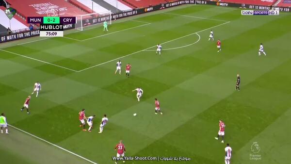 فيديو : تحليل مباراة مانشستر يونايتد وكريستال بالاس بتاريخ ...