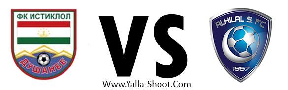 al-hilal-vs-esteghlal-dushanbe