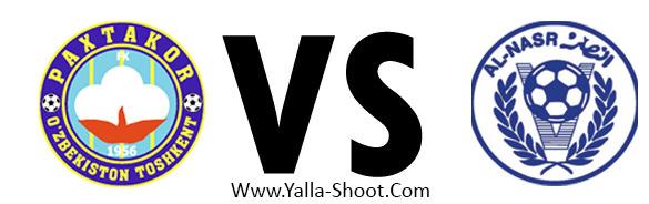 al-nasr-ue-vs-pakhtakor