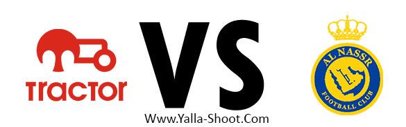 al-nasr-vs-teraktor-sazi-tabriz