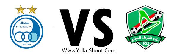 al-shorta-vs-esteghlal-tehran