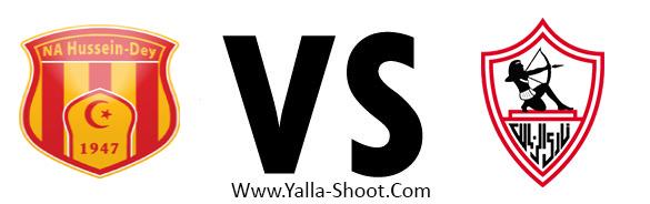 al-zamalek-vs-husseïn-deey