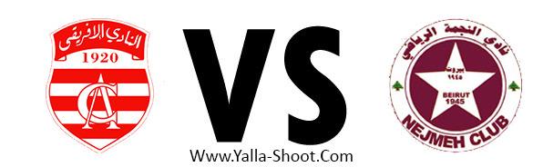 alnejmeh-vs-club-africain