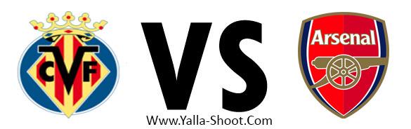 arsenal-vs-villarreal