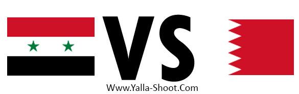 bahrain-vs-syria