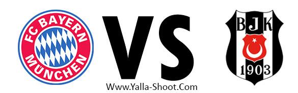 beşiktaş-vs-bayern-munich