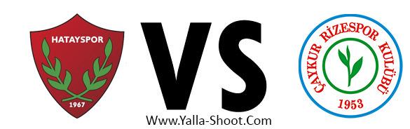 caykur-rizespor-vs-hatayspor