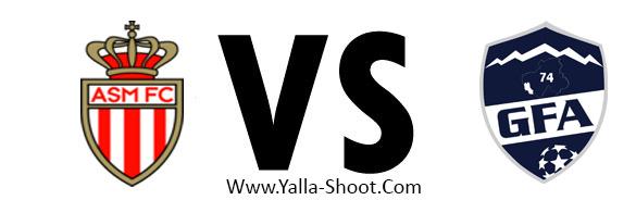 gfa-rumilly-vallieres-vs-monaco