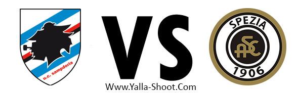 spezia-vs-sampdoria