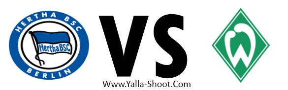 sv-werder-bremen-vs-hertha-berlin