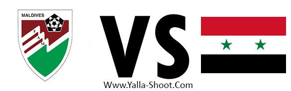 syria-vs-maldives