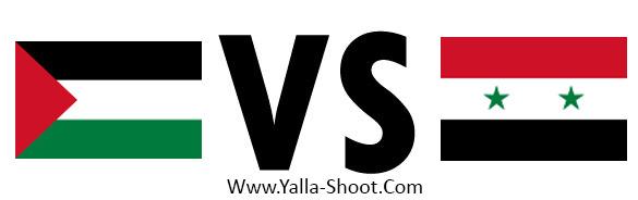 syria-vs-palestine