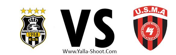 union-sportive-alger-vs-entente-sportive-de-sétif