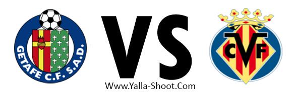 villarreal-vs-getafe